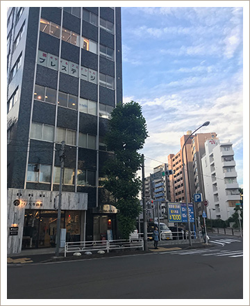 横浜店道順6