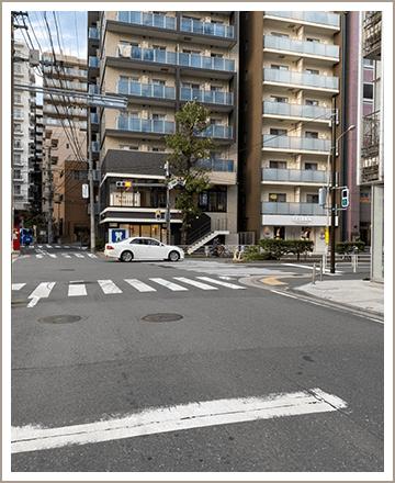 横浜店への道順7