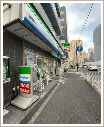 横浜店への道順8
